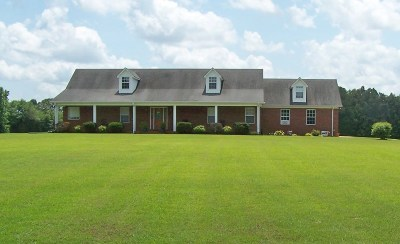 Adamsville Single Family Home For Sale: 24335 69