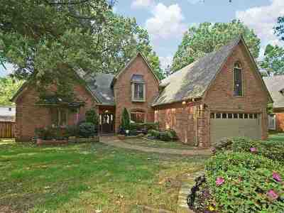 Memphis Single Family Home For Sale: 5246 Suggs