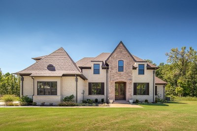Munford Single Family Home For Sale: 79 Green Meadows
