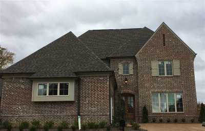 Collierville Single Family Home For Sale: 3438 Village Cross