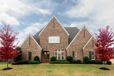 Collierville Single Family Home For Sale: 1319 Martway