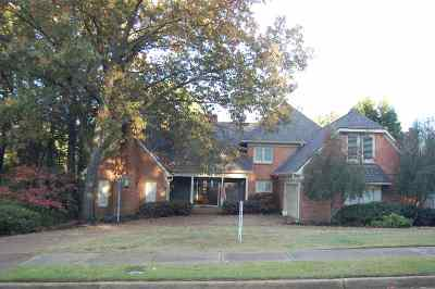 Germantown Single Family Home For Sale: 1898 Riverdale