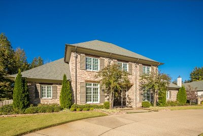 Germantown Single Family Home For Sale: 9034 S Hollybrook