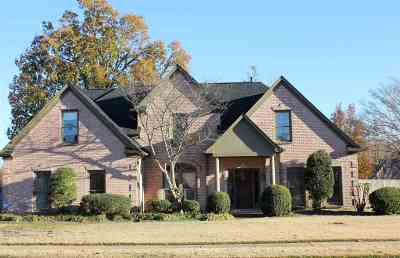 Collierville Single Family Home For Sale: 344 Grand Steeple