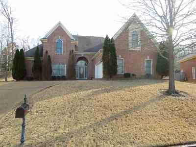 Lakeland Single Family Home For Sale: 9175 Pheasant Hill