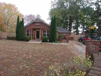Collierville Single Family Home For Sale: 633 Fletcher