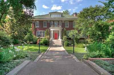 Memphis Single Family Home For Sale: 1876 Overton Park