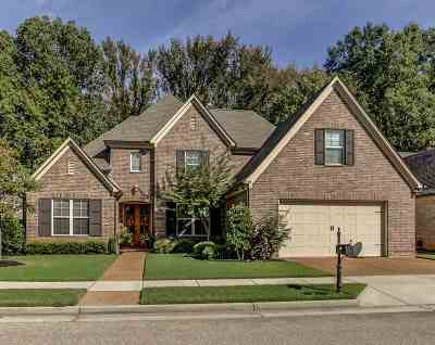 Collierville Single Family Home For Sale: 190 Red Sea