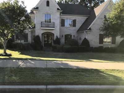 Germantown Single Family Home For Sale: 3015 Windstone