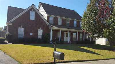 Bartlett Single Family Home For Sale: 6185 Piney Bluff