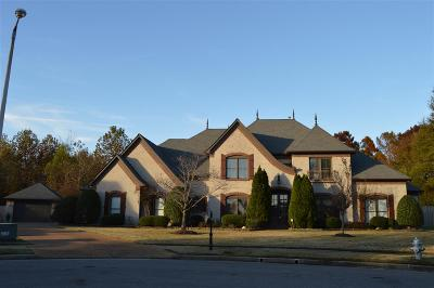 Collierville Single Family Home For Sale: 1836 Elk River