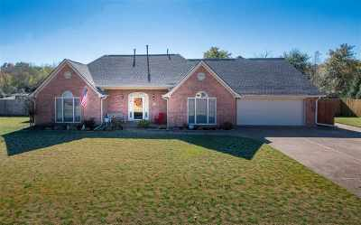 Collierville Single Family Home For Sale: 615 Jockey