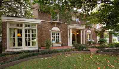 Memphis Single Family Home For Sale: 637 S McLean