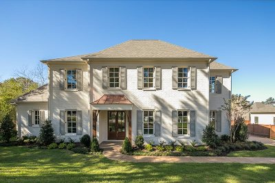 Collierville Single Family Home For Sale: 763 Webbview