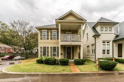 Memphis Single Family Home For Sale: 519 Peabody Green