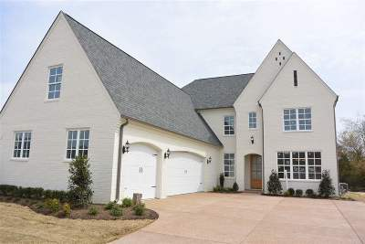 Collierville Single Family Home For Sale: 986 Shanborne