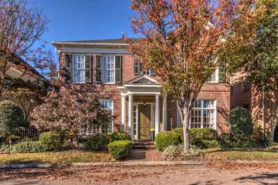 Germantown Single Family Home For Sale: 1959 Arden Walk