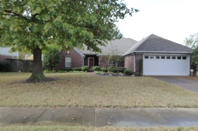 Collierville Single Family Home For Sale: 1475 Wolf Hunt