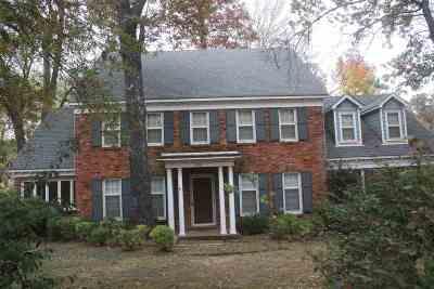 Germantown Single Family Home For Sale: 2488 Yester Oaks