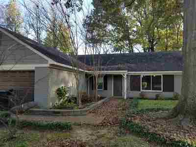 Collierville Single Family Home For Sale: 1076 Verlington
