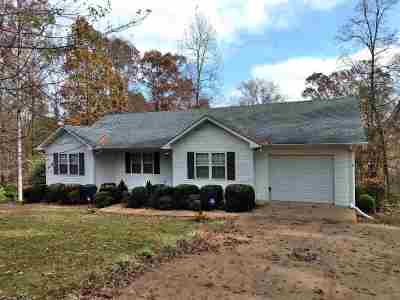 Savannah Single Family Home For Sale: 350 Campground