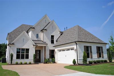 Collierville Single Family Home For Sale: 1727 Chadwick Farms
