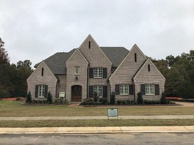 Collierville Single Family Home For Sale: 48 Addiegreen