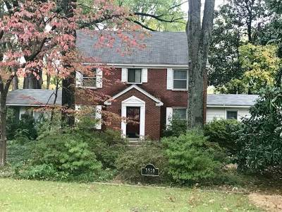 Memphis Single Family Home For Sale: 3528 Lily