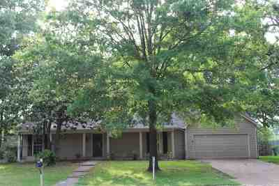 Collierville Single Family Home For Sale: 586 Lancelot