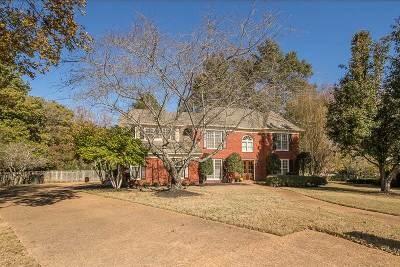 Collierville Single Family Home For Sale: 3360 Stone Creek