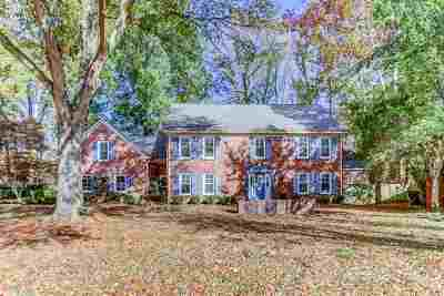 Germantown Single Family Home For Sale: 8364 Creek Ridge