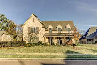 Collierville Single Family Home For Sale: 1782 N Crossberry