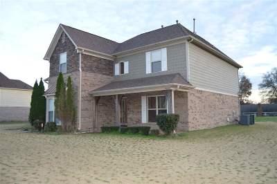 Millington Single Family Home For Sale: 4289 Oak Springs