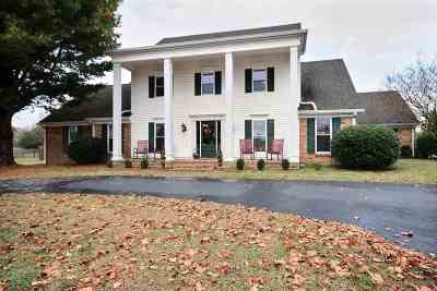 Collierville Single Family Home For Sale: 4669 Fleming