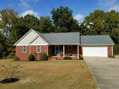 Munford Single Family Home For Sale: 106 Robin