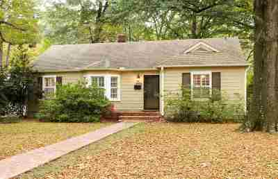 Memphis Single Family Home For Sale: 3669 Northwood