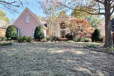 Collierville Single Family Home For Sale: 762 Evans View