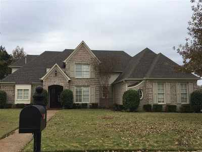 Collierville Single Family Home For Sale: 4417 Whisper Spring