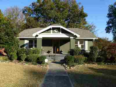 Memphis Single Family Home For Sale: 446 S Holmes