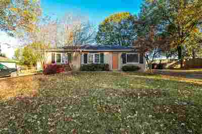 Collierville Single Family Home For Sale: 950 Greenview