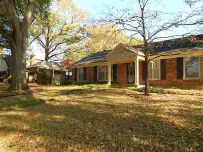 Memphis Single Family Home For Sale: 386 Meadvale