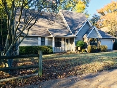 Lakeland Single Family Home For Sale: 9162 Fletcher Trace