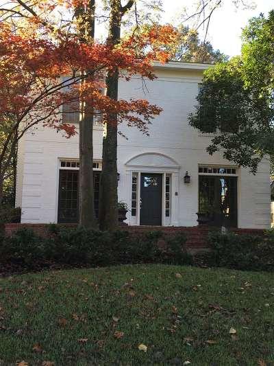 Memphis Single Family Home For Sale: 1687 Carruthers