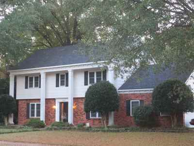 Memphis Single Family Home For Sale: 2593 Camrose