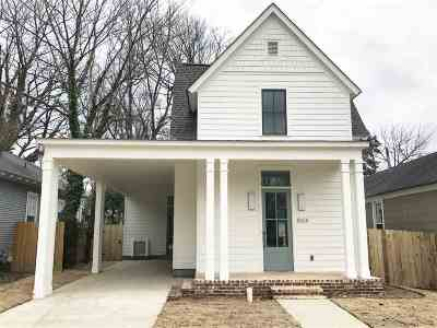 Cooper, Cooper Young Single Family Home For Sale: 1064 Philadelphia