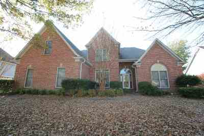 Collierville Single Family Home For Sale: 1571 Collingham