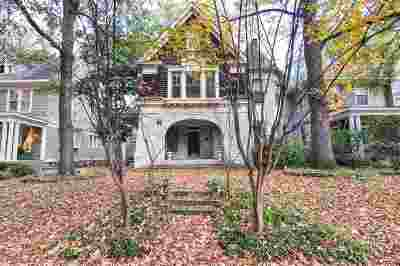 Memphis Single Family Home For Sale: 1336 Carr