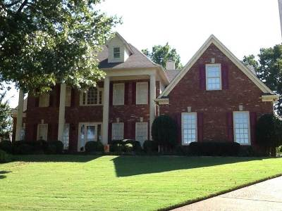 Collierville Single Family Home For Sale: 695 Port Natchez