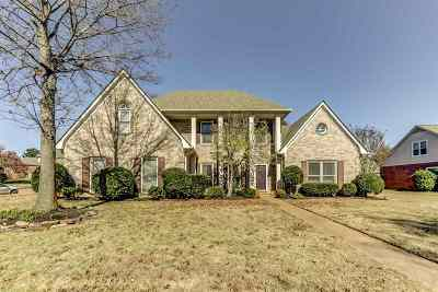Collierville Single Family Home For Sale: 768 Early Earner