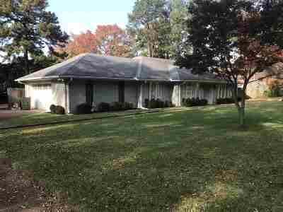 Memphis Single Family Home For Sale: 1489 Pine Shadows